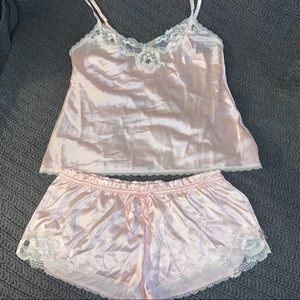 NWT Victoria's Secret Satin 2PC Sleep Set